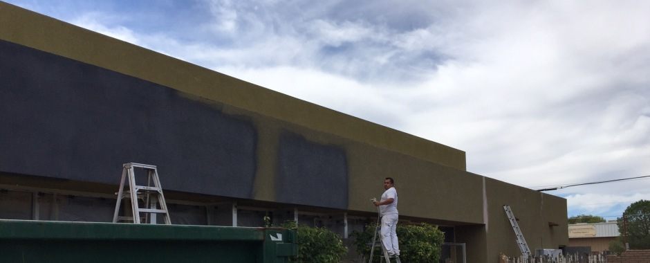 albuquerque stucco repair
